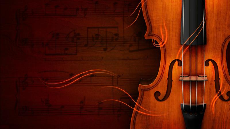 violin-wallpaper-christmas-images-wmwallpapers-64389.png